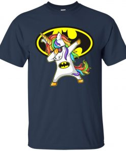 Unicorn Dabbing Batman Youth T-Shirt