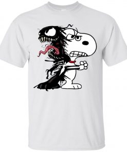 Venom Infected Snoopy Youth T-Shirt