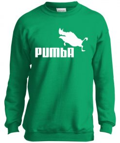 Puma Pumba Youth Sweatshirt