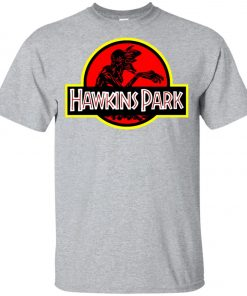 Hawkins Park Stranger Things Youth T-Shirt