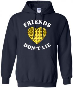 Friends Dont Lie Stranger Things Pullover Hoodie