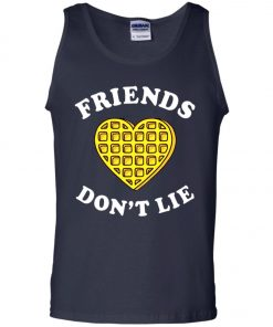 Friends Dont Lie Stranger Things Tank Top