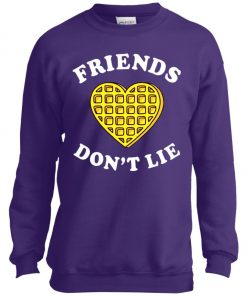 Friends Dont Lie Stranger Things Youth Sweatshirt