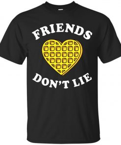 Friends Dont Lie Stranger Things Youth T-Shirt