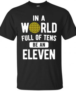 Be An Eleven Stranger Things Youth T-Shirt