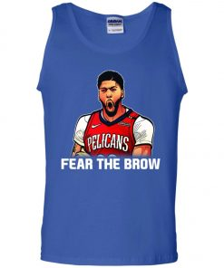 Fear The Brow Anthony Davis Tank Top
