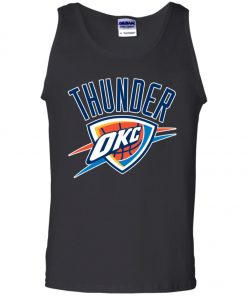 NBA Logo OKC Thunder Tank Top