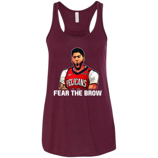 Fear The Brow Anthony Davis Women's Tank Top