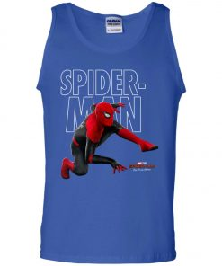Far From Home Spiderman Tank Top