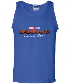 Marvel Far From Home Spiderman Tank Top