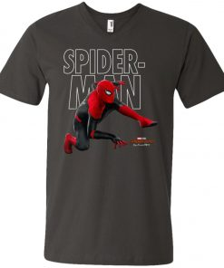 Far From Home Spiderman V-Neck T-Shirt