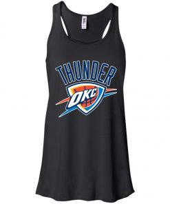 NBA Logo OKC Thunder Women's Tank Top