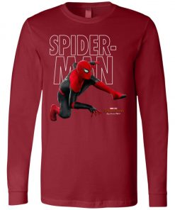Far From Home Spiderman Long Sleeve