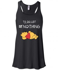 To Do List Winnie Pooh Women's Tank Top