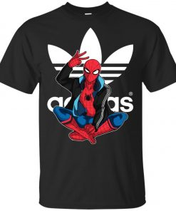Spiderman Adidas Marvel Unisex T-Shirt