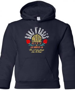 Gun N Rose Paradise City Youth Hoodie