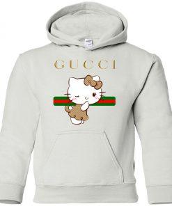 Gucci Hello Kitty Youth Hoodie