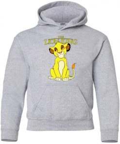 Simba The Lion King Youth Hoodie