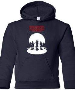 Stranger Things Bikes Youth Hoodie