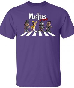 The Master Of Rock Abbey Road The Beatles Unisex T-Shirt