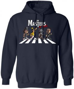 The Master Of Rock Abbey Road The Beatles Pullover Hoodie