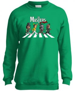 The Master Of Rock Abbey Road The Beatles Youth Sweatshirt