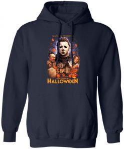 You Can't Kill The Boogeyman Halloween Pullover Hoodie
