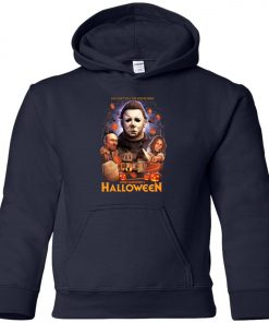 You Can't Kill The Boogeyman Halloween Youth T-Shirt