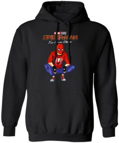 Far From Home Marvel Spiderman Pullover Hoodie