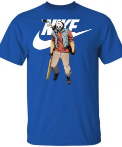 Friday The 13th Jason Voorhees Hockey Unisex T-Shirt