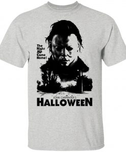 Halloween Horror Movie Michael Myers Unisex T-Shirt