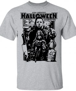 Michael Myers Halloween 1978 Horror Movie Unisex T-Shirt
