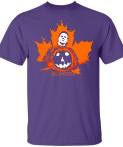 Michael Myers Halloween Pumpkin Unisex T-Shirt