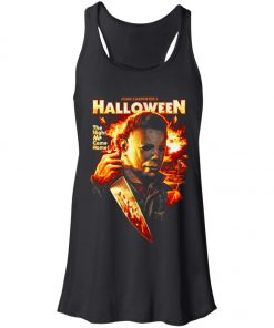 Michael Myers Halloween The Night He Came Home Women's Tank Top