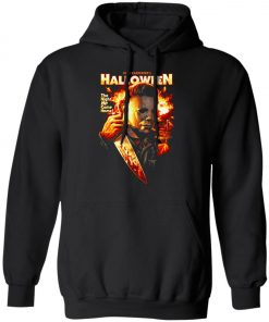 Michael Myers Halloween The Night He Came Home Pullover Hoodie