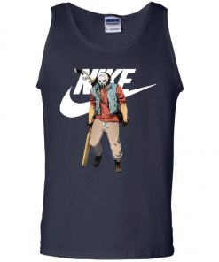 Friday The 13th Jason Voorhees Hockey Tank Top