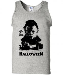 Halloween Horror Movie Michael Myers Tank Top