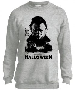 Halloween Horror Movie Michael Myers Youth Sweatshirt