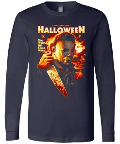Michael Myers Horror Movie Halloween Long Sleeve