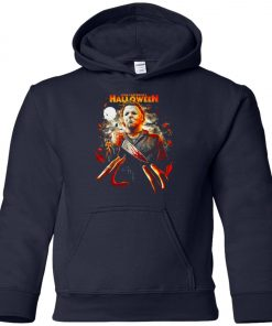 Michael Myers Halloween 1978 Youth Hoodie