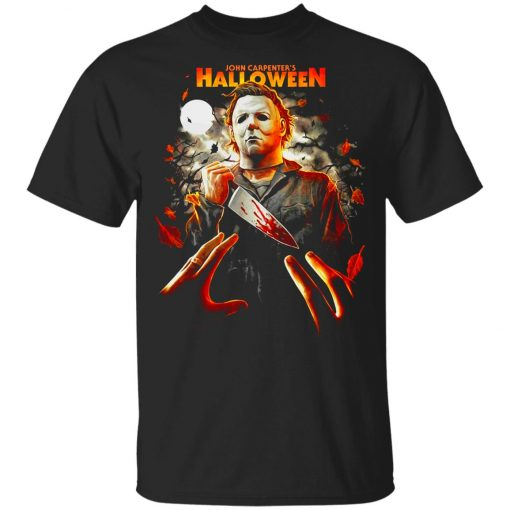 Michael Myers Halloween 1978 Youth T-Shirt