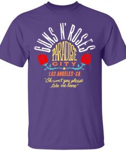 Gun N Rose Paradise City Unisex T-Shirt