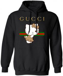 Gucci Hello Kitty Pullover Hoodie