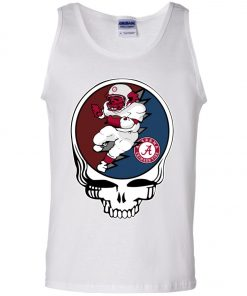 Grateful Dead Alabama Crimson Tide Tank Top