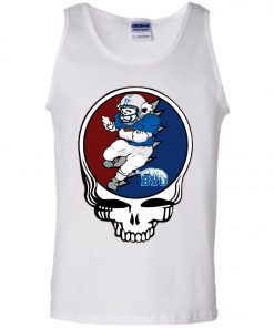 Grateful Dead Byu Cougars Tank Top