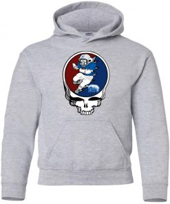 Grateful Dead Byu Cougars Premium Youth Hoodie
