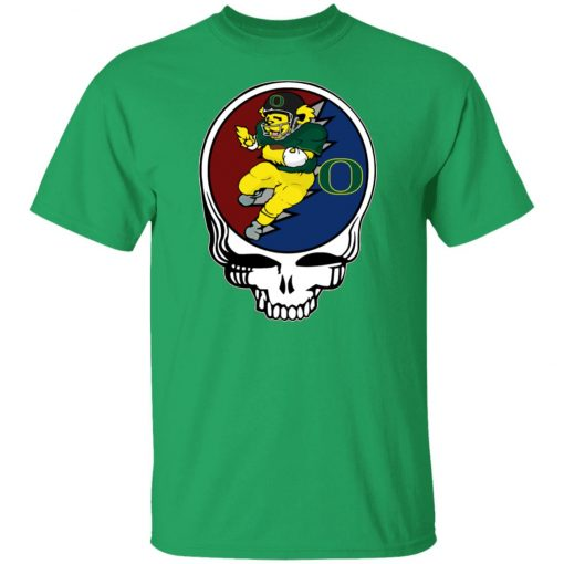 Grateful Dead Oregon Ducks Unisex T-Shirt