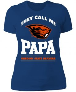 They Call Me Papa Oregon State Beavers Women's T-Shirt