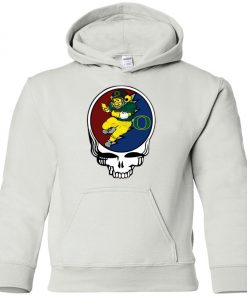 Grateful Dead Oregon Ducks Premium Youth Hoodie