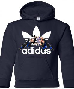 Adidas Goten Vs Trunks Premium Youth Hoodie